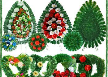 coroane din pin artificial